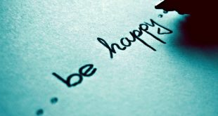 Top 10 Ways to be Happy with Yourself