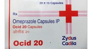 Ocid 20mg Capsule - Uses, Side Effects, Dose, Price, Composition, Precautions and Substitutes