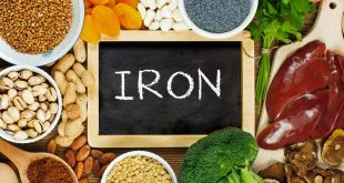 Top 10 Iron Rich Foods and their Benefits